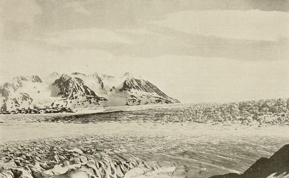Alaska, Our Beautiful Northland of Opportunity - Llewellyn Glacier (1919)