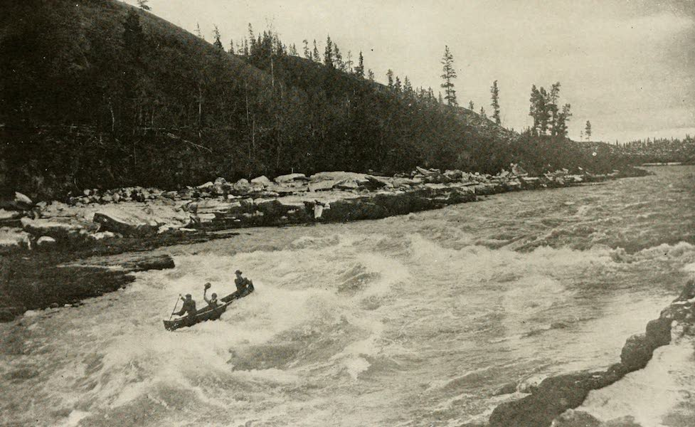 Alaska, Our Beautiful Northland of Opportunity - White Horse Rapids (1919)