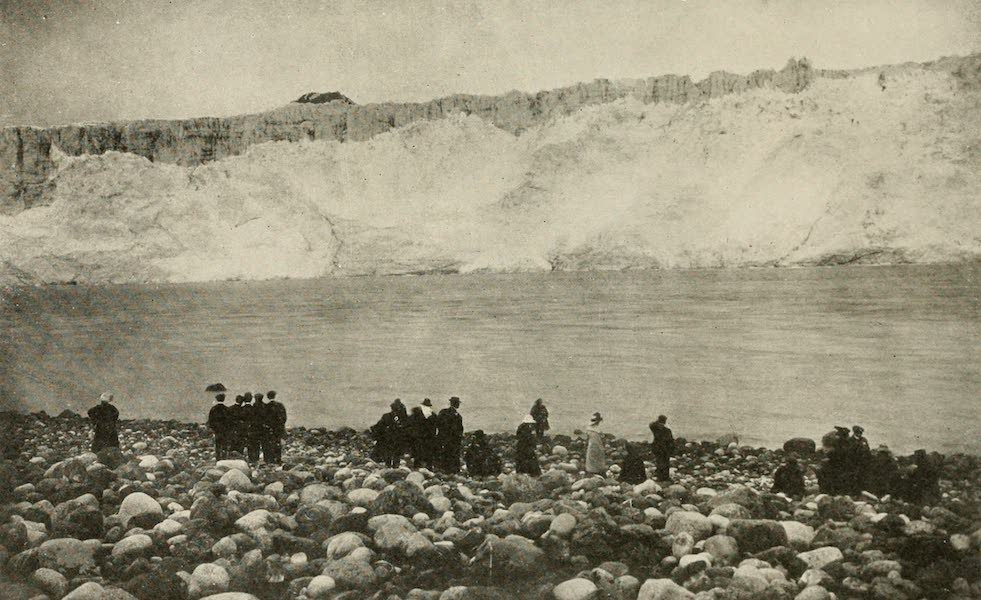Alaska, Our Beautiful Northland of Opportunity - Childs Glacier (1919)