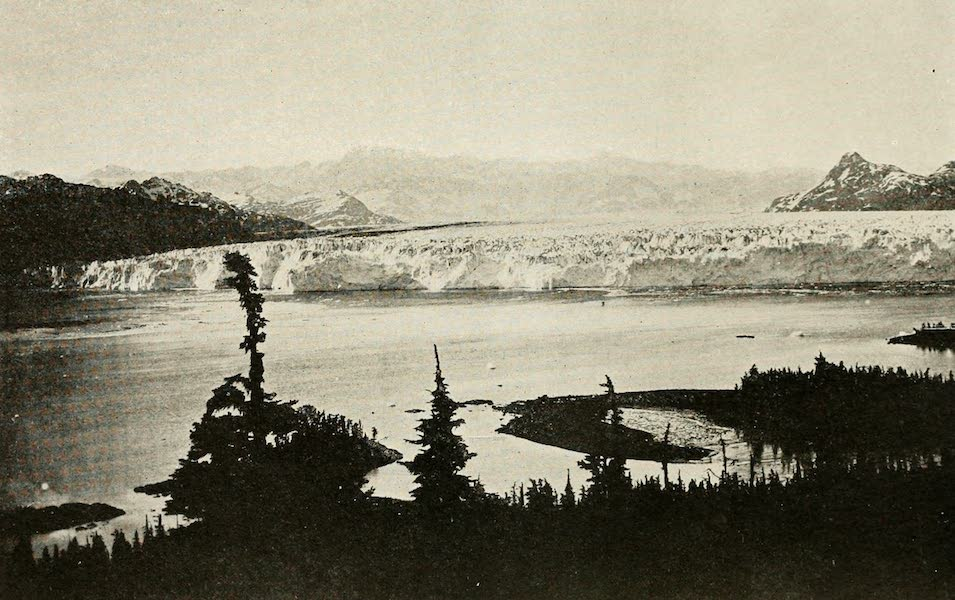 Alaska, Our Beautiful Northland of Opportunity - Columbia Glacier (1919)