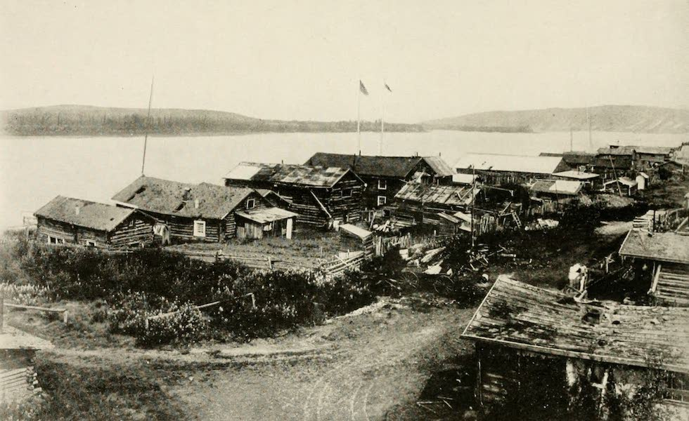Alaska, Our Beautiful Northland of Opportunity - A Typical Yukon Settlement (1919)