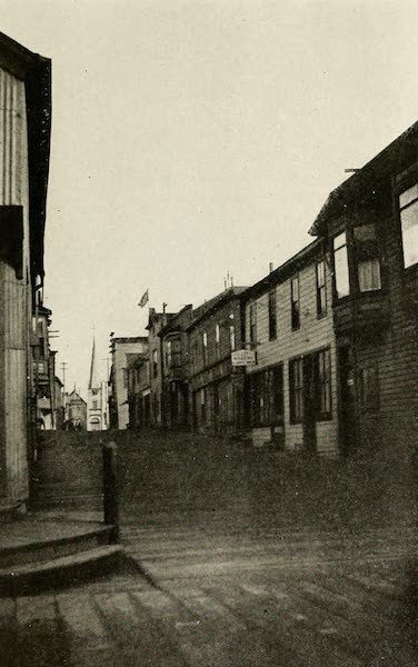 Alaska, Our Beautiful Northland of Opportunity - A Street Scene, Nome (1919)