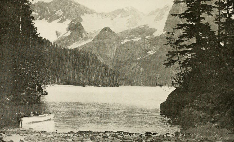 Alaska, Our Beautiful Northland of Opportunity - The Scenic Beauty the Early Explorers Discovered (1919)