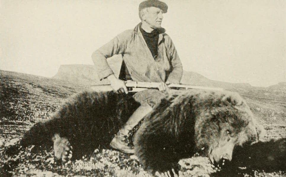 Alaska, Our Beautiful Northland of Opportunity - A Kodiak Bear (1919)