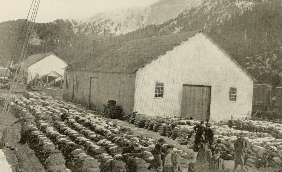 Alaska, Our Beautiful Northland of Opportunity - Copper at Cordova, Ready to be Shipped (1919)