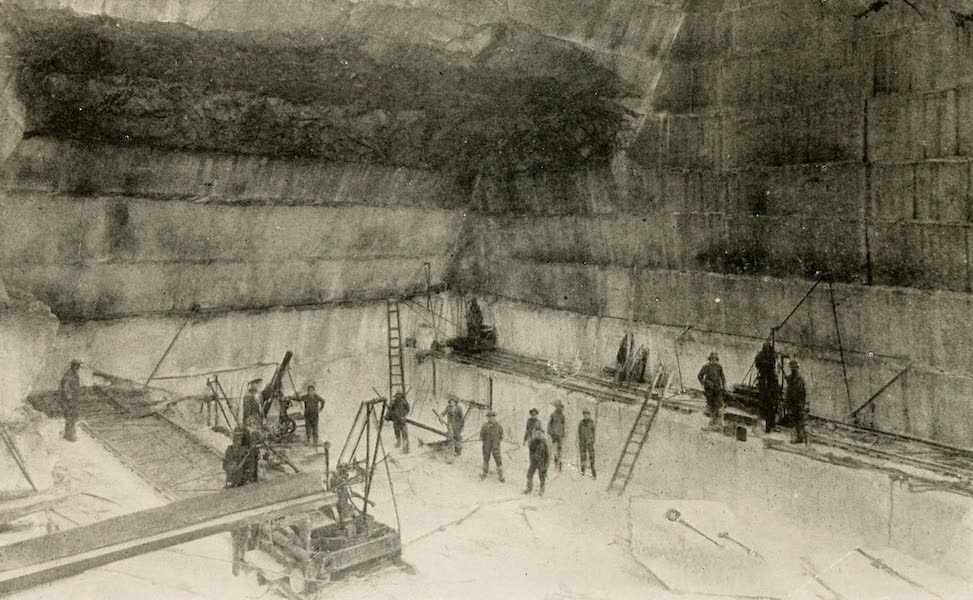 Alaska, Our Beautiful Northland of Opportunity - A Marble Quarry (1919)