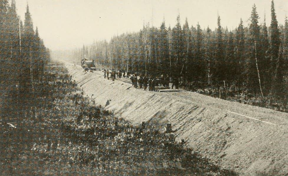 Alaska, Our Beautiful Northland of Opportunity - Building the Government Railroad (1919)