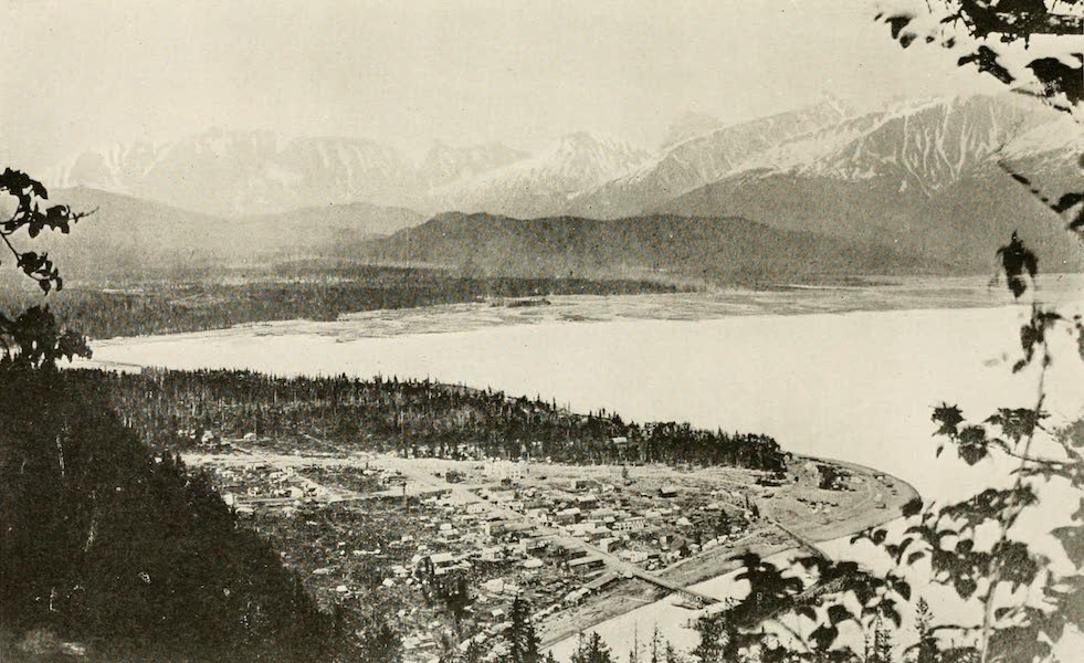 Alaska, Our Beautiful Northland of Opportunity - A Bird's-eye View of Seward (1919)