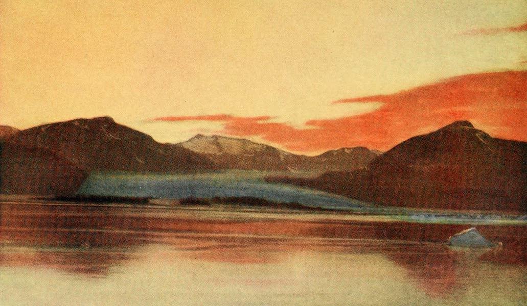 Alaska, Our Beautiful Northland of Opportunity - An Alaskan Sunset (1919)