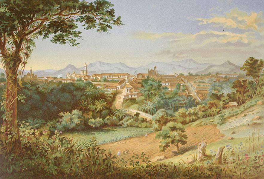 Album del Ferro-Carril Mexicano - Cordoba (Tomado desde el camino de Coscomatepec) (1877)