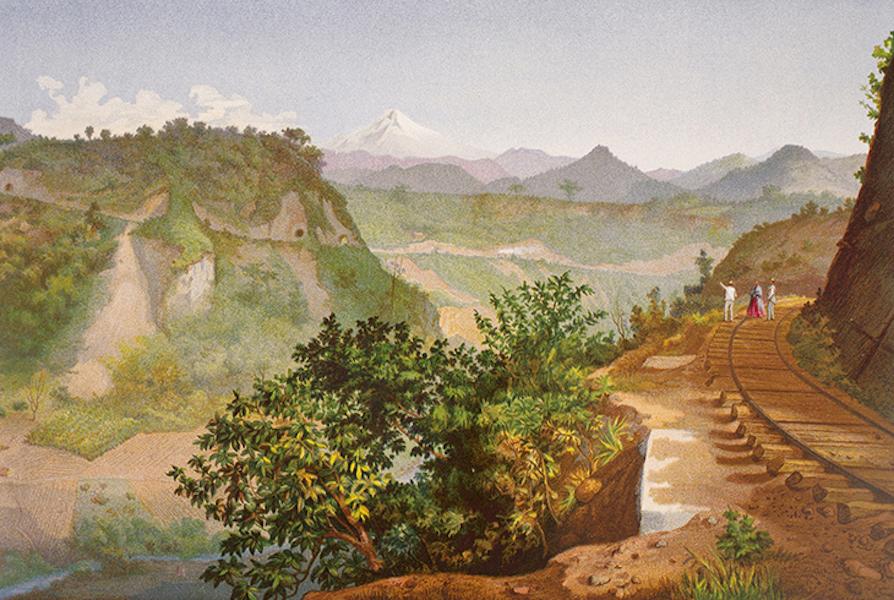 Album del Ferro-Carril Mexicano - Barranca de Metlac (I) (1877)