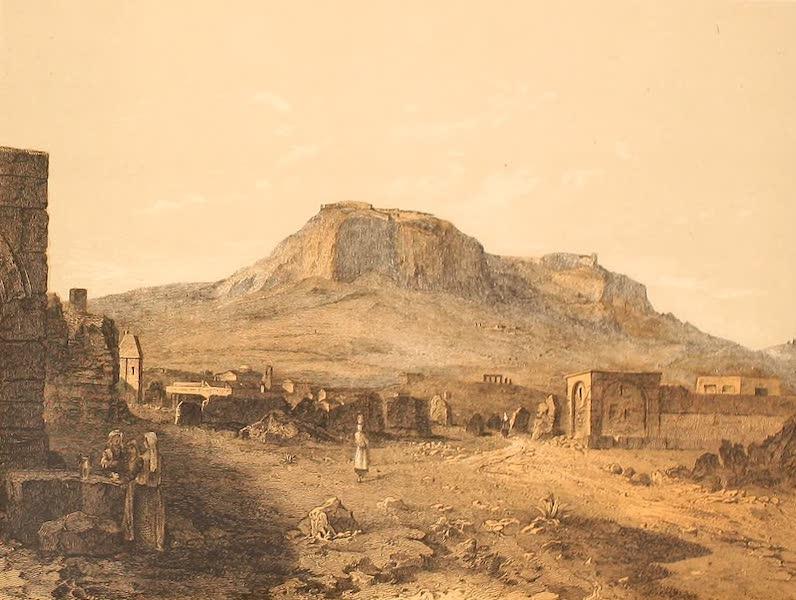 Album des classischen Alterthums - Corinth mit Akrocorinth (1870)