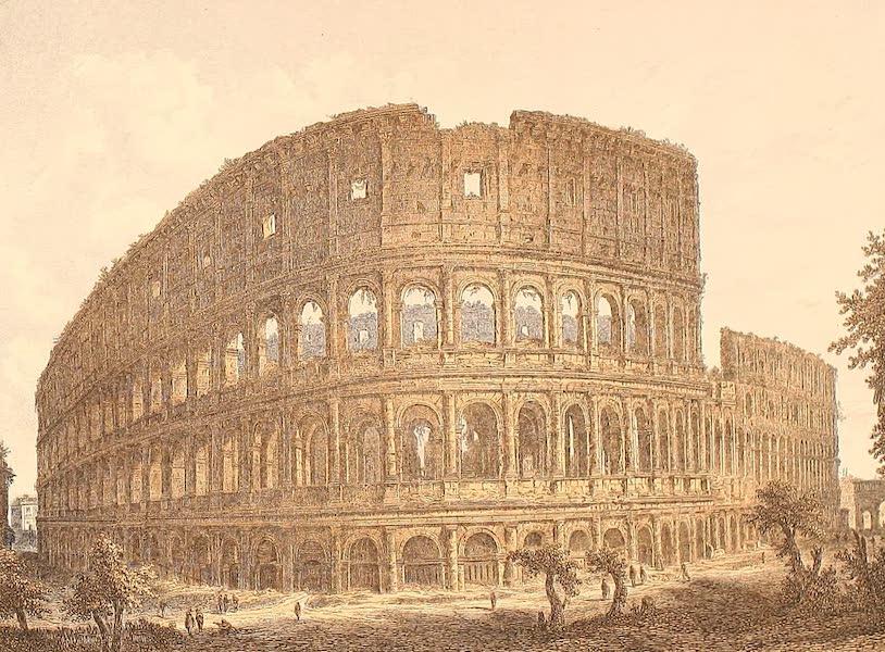 Album des classischen Alterthums - Colosseum in Rom (1870)