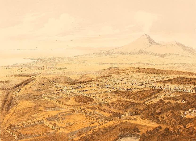 Album des classischen Alterthums - Ansicht von Pompeji (1870)