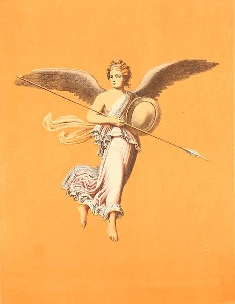 Album des classischen Alterthums - Wandgemalde in Pompeji (1870)