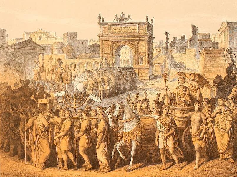 Album des classischen Alterthums - Triumpzug (1870)