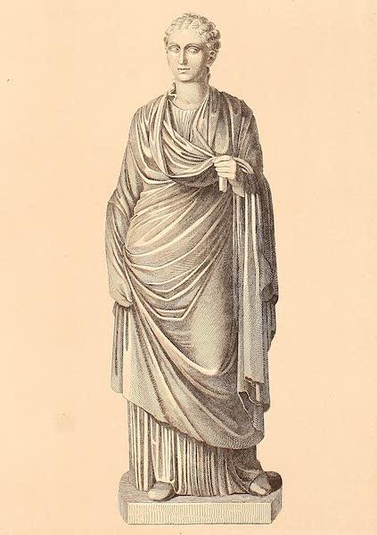 Album des classischen Alterthums - Romerin (1870)