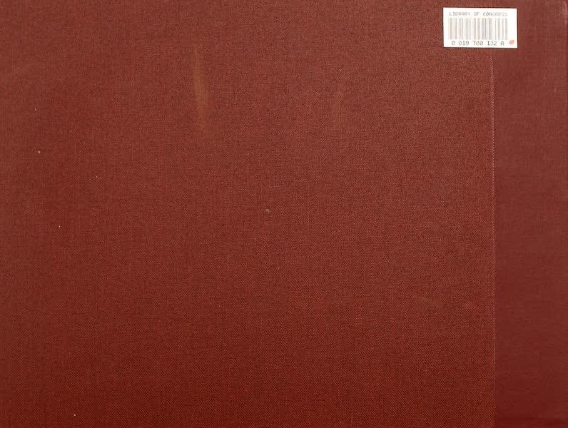 Album des classischen Alterthums - Back Cover (1870)