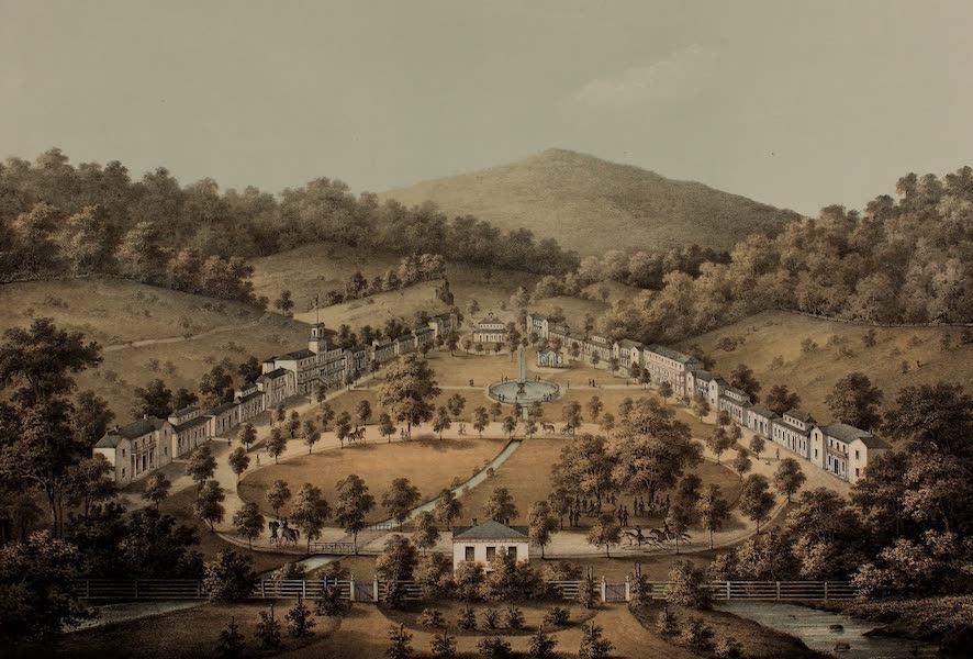 Album of Virginia - White Sulphur Spring, Montgomery Co., Va. (1858)