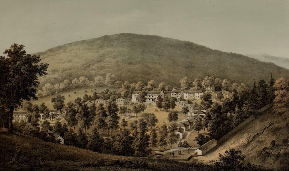 Album of Virginia - Rockbridge Alum Spring (1858)