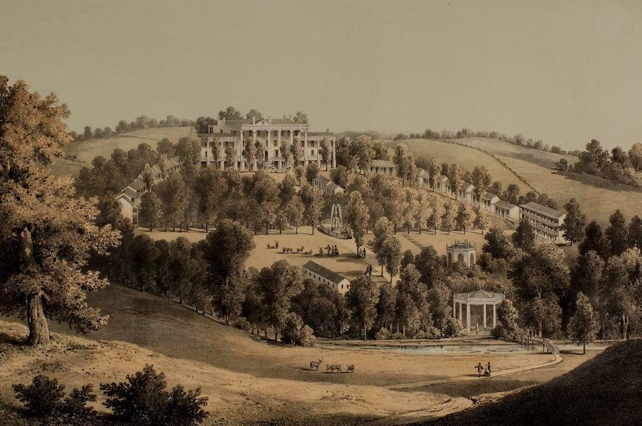 Album of Virginia - Fauquier White Sulphur Springs (1858)