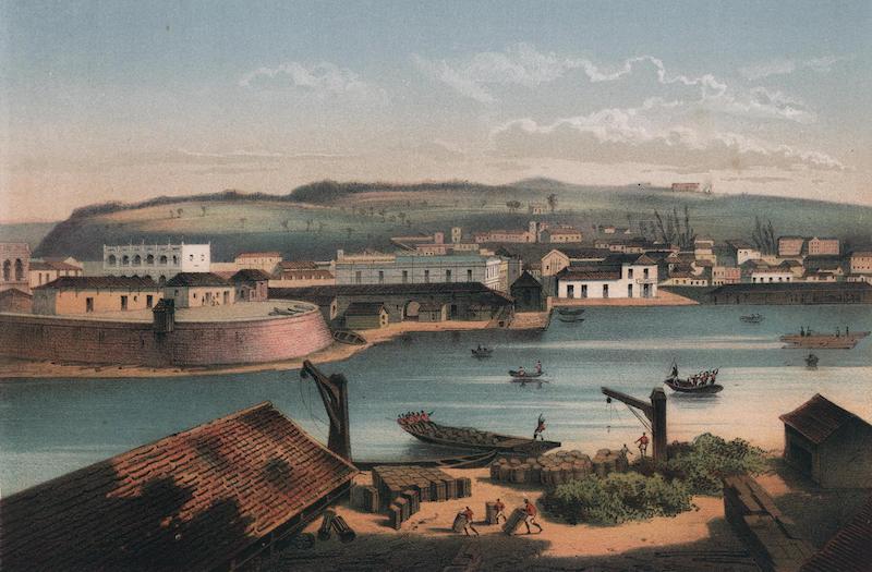 Album Pintoresco de la Isla de Cuba - Matanzas (1855)