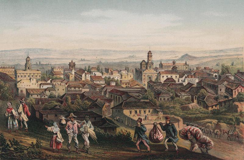 Album Pintoresco de la Isla de Cuba - Trinidad (1855)