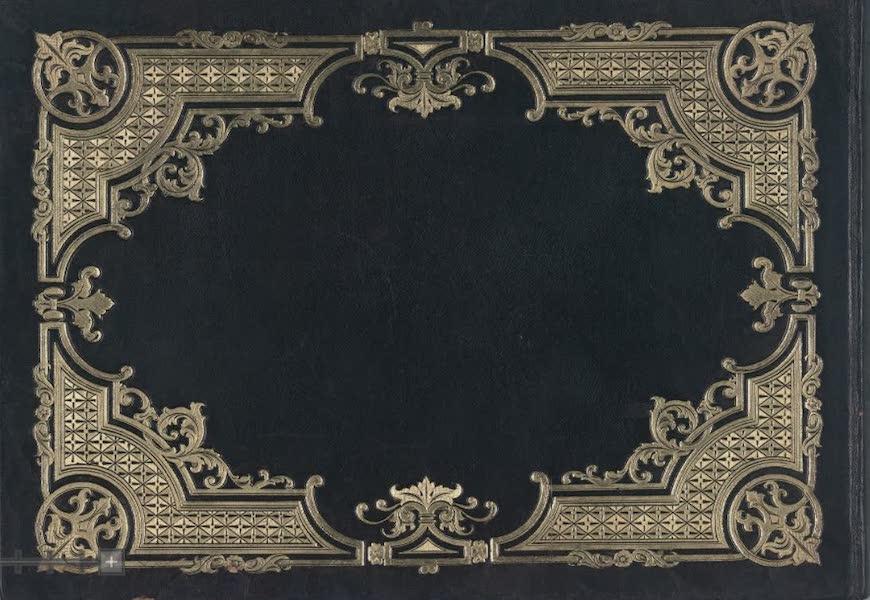 Album Pintoresco de la Isla de Cuba - Back Cover (1855)