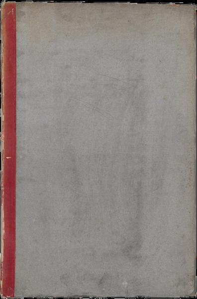 Album Pittoresque de la Fregate La Thetis et de la Corvette L'Esperance - Front Cover (1828)