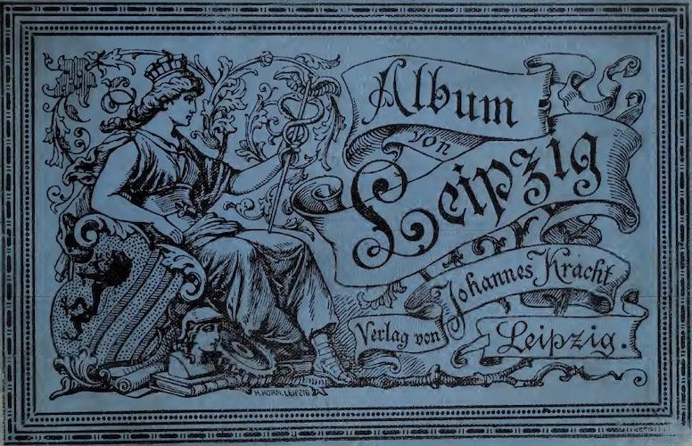 Aquatint & Lithography - Album von Leipzig