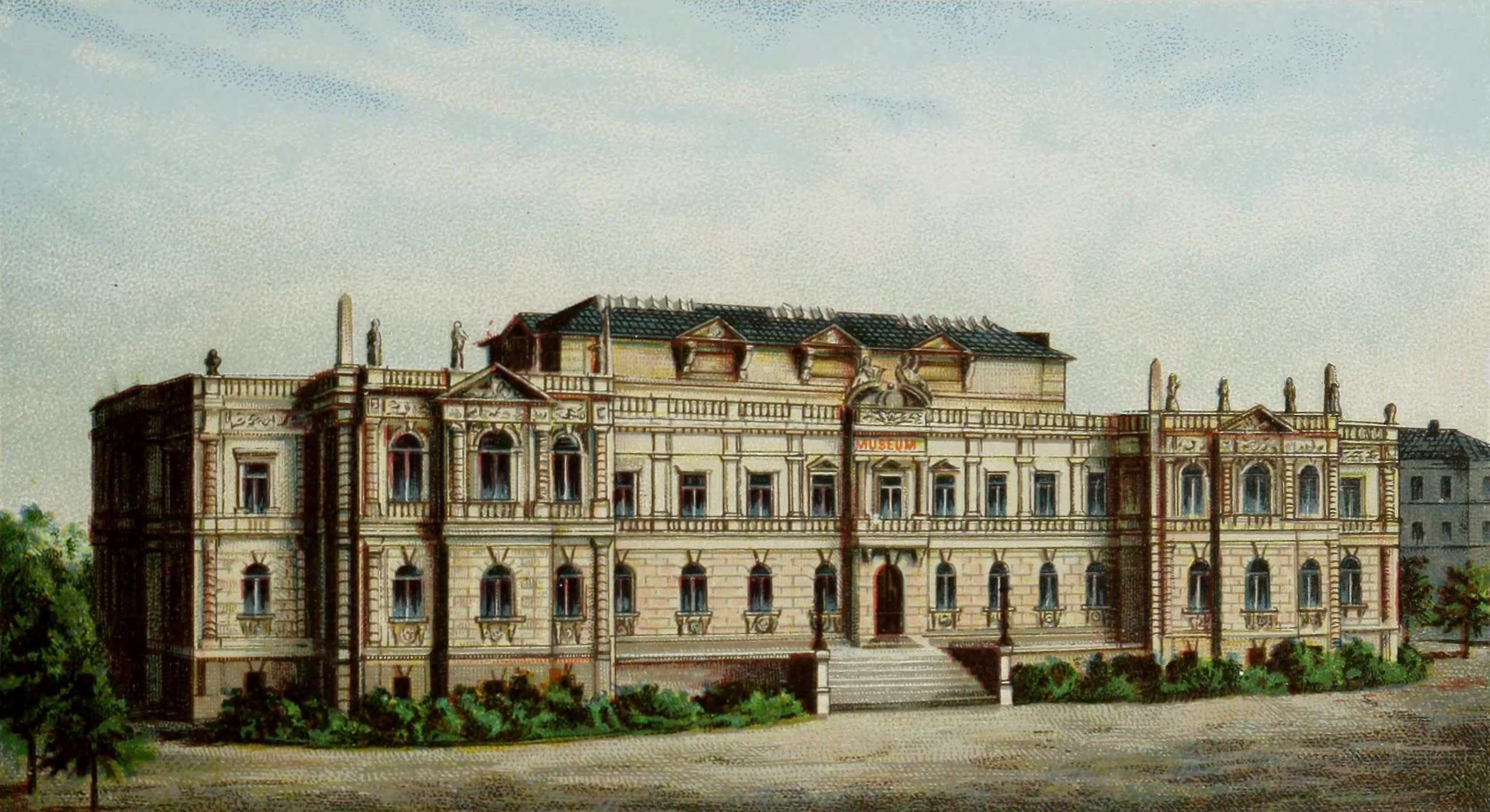 Album von Leipzig - Museum (1884)