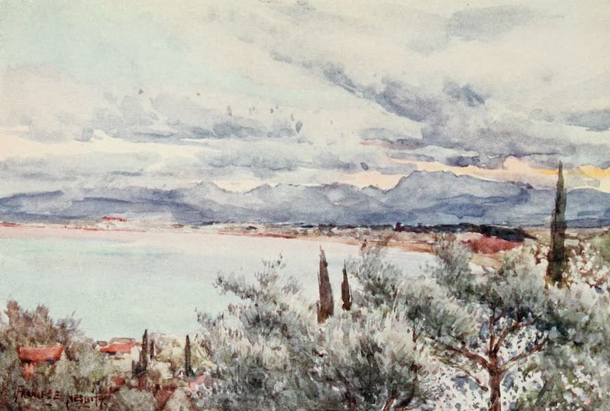 Algeria and Tunis, Painted and Described - View from Mustapha, Algiers (1906)