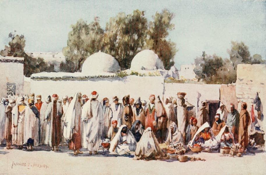 Algeria and Tunis, Painted and Described - Rag Fair (1906)