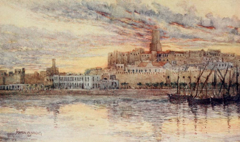 Algeria and Tunis, Painted and Described - Sousse (1906)