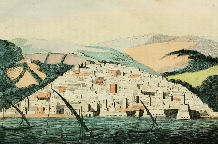 Algiers: Being a Complete Picture of the Barbary States - Algiers (1817)