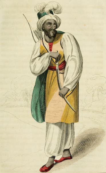 Algiers: Being a Complete Picture of the Barbary States - A Moor (1817)