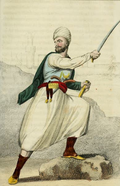 Algiers: Being a Complete Picture of the Barbary States - A Captain (1817)
