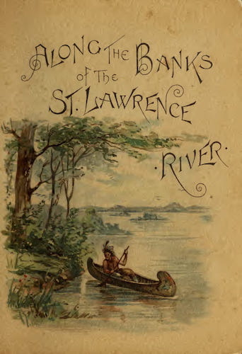 Aquatint & Lithography - Along the Banks of the St. Lawrence River