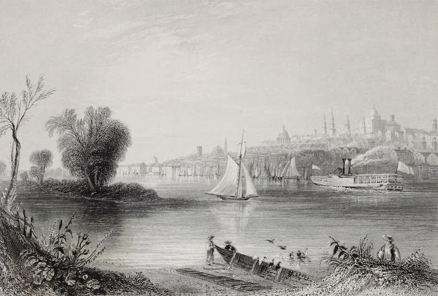 American Scenery Vol. I - Albany (1840)