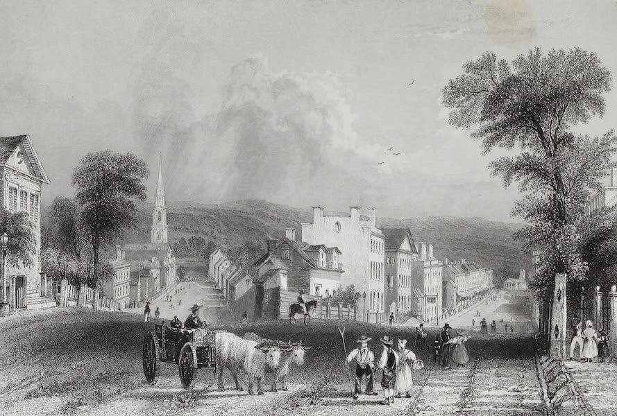 American Scenery Vol. I - Utica (1840)