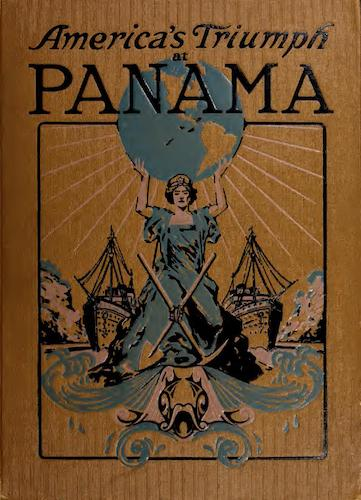 Aquatint & Lithography - America's Triumph at Panama