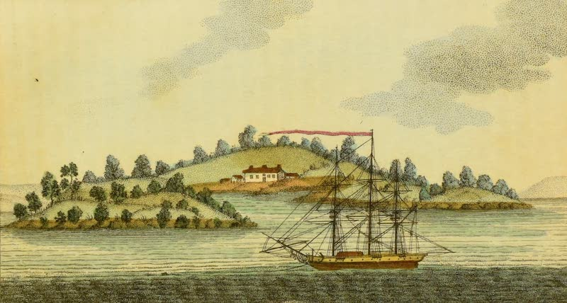 An Account of a Voyage to New South Wales - Garden Island (1803)