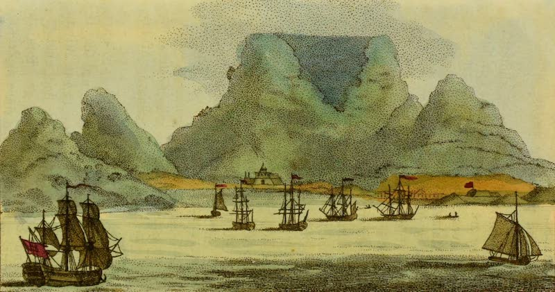 An Account of a Voyage to New South Wales - The Cape of Good Hope (1803)