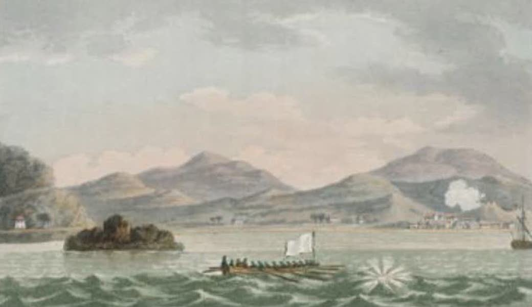 An Account of the Campaign in the West Indies - Bay of Maran, Martinique (1796)