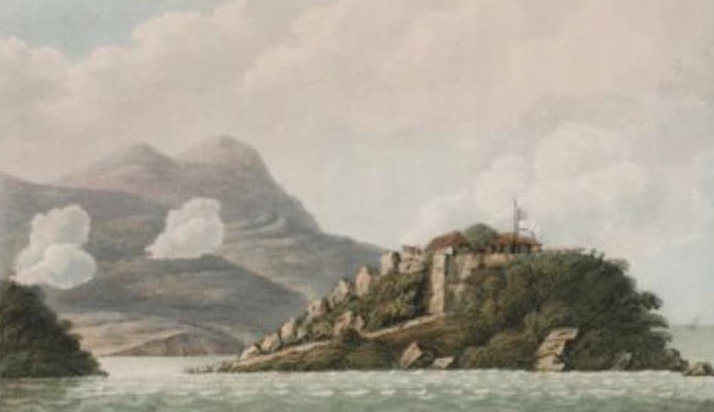 An Account of the Campaign in the West Indies - Pigeon Island, Martinique (1796)