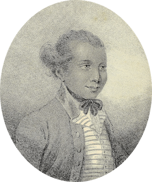 An Account of the Pelew Islands - Prince Lee Boo, Second Son of Abba Thulle (1788)