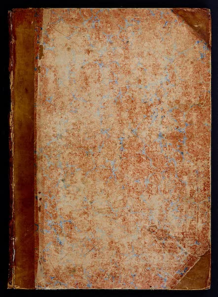 An Account of the Visit of His Royal Highness the Prince Regent - Front Cover (1815)