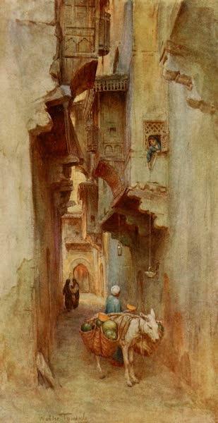 An Artist in Egypt - Water Melon Seller (1912)