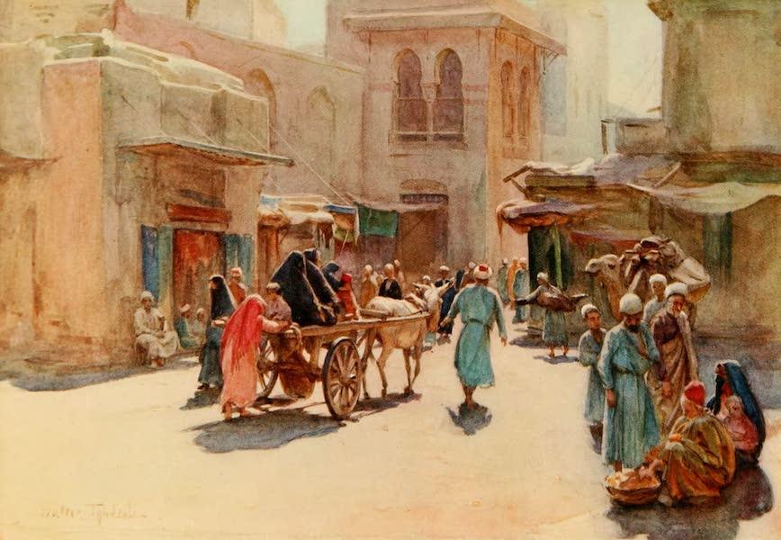 An Artist in Egypt - A Cheap Ride (1912)