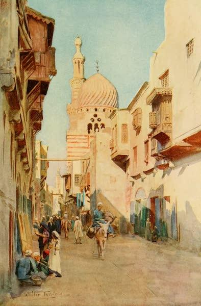 An Artist in Egypt - Suk Es-selah, Cairo (1912)